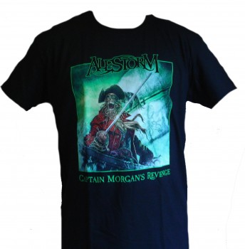"Alestorm ""Captain Morgan`s Revenge"" T-Shirt"