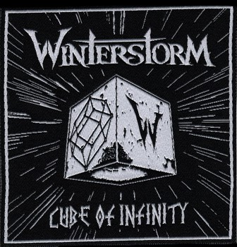 "Winterstorm ""Cube Of Infinity"" Patch"
