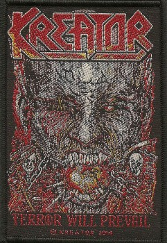 "Kreator ""Terror Will Prevail/Demon"" Patch"