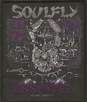 "Soulfly ""Enslaved"" Patch"