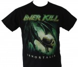"Overkill ""Immortalis CD Cover"" T-Shirt"