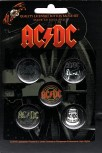 """AC/DC"" Button - Pack"