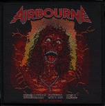 "Airbourne ""Breakin Outta Hell"" Patch"