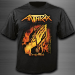 "Anthrax ""Worship Music"" T-Shirt"