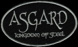 "Asgard ""Kingdom Of Steel"" Patch"