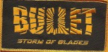 "Bullet ""Storm Of Blades"" Patch"