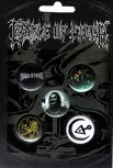"""Cradle Of Filth"" Button - Pack"