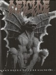"Deicide ""To Hell With God/Gargoyle"" Backpatch"