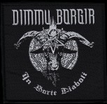"Dimmu Borgir ""In Sorte Diaboli"" Patch"