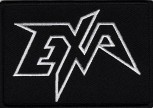 "EXA ""Logo Weiß"" Patch"
