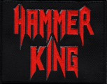 "Hammer King ""Logo"" Patch"
