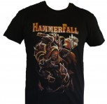 "Hammerfall ""One Against The World"" T-Shirt"