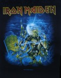 "Iron Maiden ""Live After Death"" Patch"