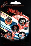 "Judas Priest ""Turbo"" Button Pack"