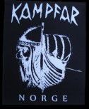 "Kampfar ""Norge"" Backpatch"