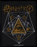 "Ministry ""All Seeing Eye"" Patch"