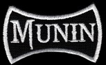 "Munin ""Banner"" Patch"