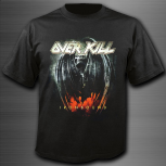 "Overkill ""Ironbound"" T-Shirt"