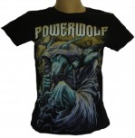 "Powerwolf ""Metallum Nostrum"" T-Shirt Girlie"