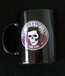 """Rock N`Roll For Life"" Tasse"