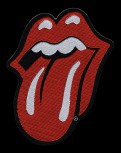 "Rolling Stones ""Tongue Cut Out"" Patch"