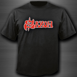 "Saxon ""Live To Rock"" T-Shirt"