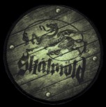 "Skalmöld ""Dragon Shield"" Patch"