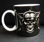 "Slayer ""Slayer Nation"" Tasse"