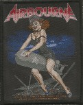 "Airbourne ""Rocket Ride"" Patch"
