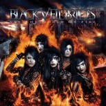 "Black Veil Brides ""Set The World On Fire"" CD"