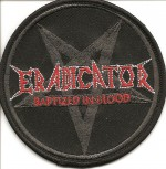 "Eradicator ""Baptized In Blood"" Patch"