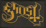 "Ghost ""Logo"" Patch"