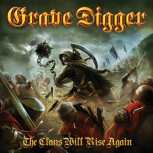 "Grave Digger ""The Clans Will Rise Again"" CD"