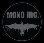 "Mono Inc. ""Raven"" Patch"