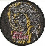 "Iron Maiden ""Killers Face"" Patch"