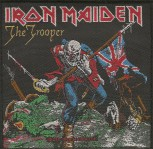 "Iron Maiden ""The Trooper"" Patch"