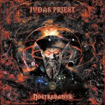 "Judas Priest ""Nostradamus"" CD"