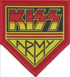 "Kiss ""Army"" Patch"
