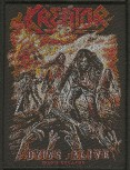 "Kreator ""Dying Alive"" Patch"
