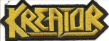 "Kreator ""Logo Cut Out"" Patch"