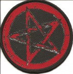 """ Pentagram "" Patch"