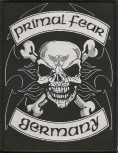 "Primal Fear ""Biker/Germany"" Patch"