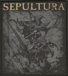 "Sepultura ""The Mediator"" Patch"