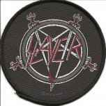 "Slayer ""Pentagram"" Patch"