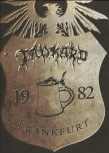 "Tankard ""Wappen"" Backpatch"