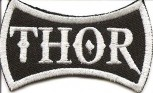 "Thor ""Banner"" Patch"