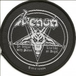 "Venom ""In League With Satan"" Patch"